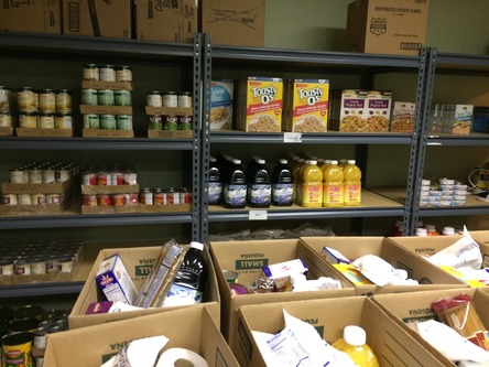All Saints Food Pantry/Clothing Closet