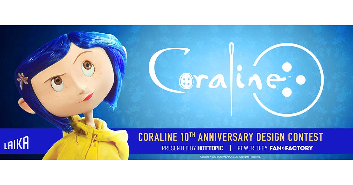 Laika Coraline Design Contest