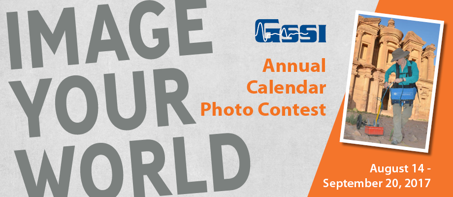 GSSI Annual Calendar Photo Contest