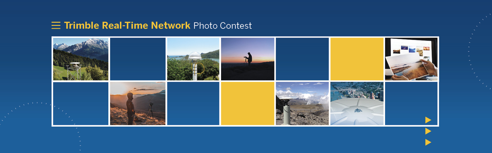 Trimble Real-Time Network Photo Contest