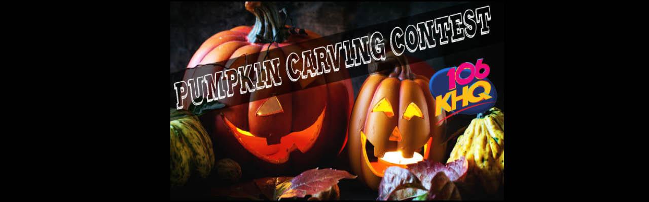 106KHQ Pumpkin Carving Contest