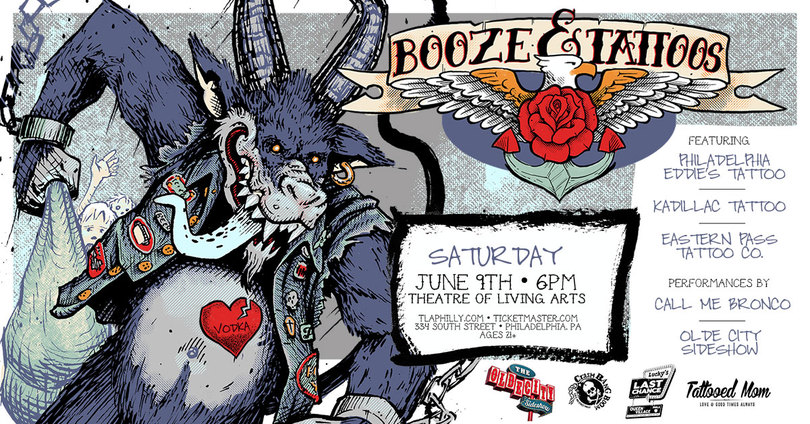 Booze & Tattoos TLA Contest 2018