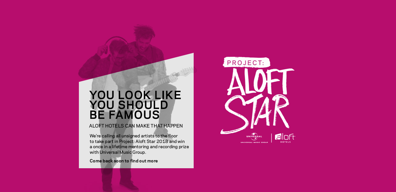 ALOFT STAR UAE