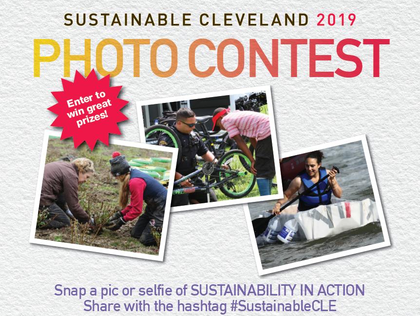 Sustainable Cleveland Photo Contest