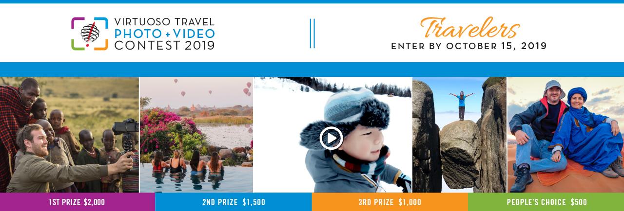 2019 Virtuoso Traveler Photo & Video Contest