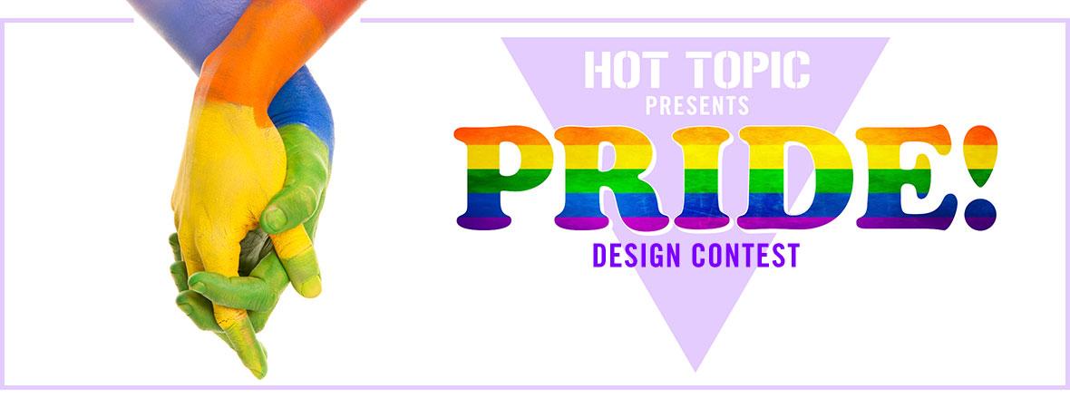 Pride Design Contest