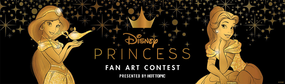 Hot Topic Disney Princess Contest