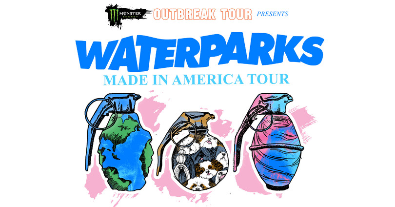 Waterparks Tour Giveaway