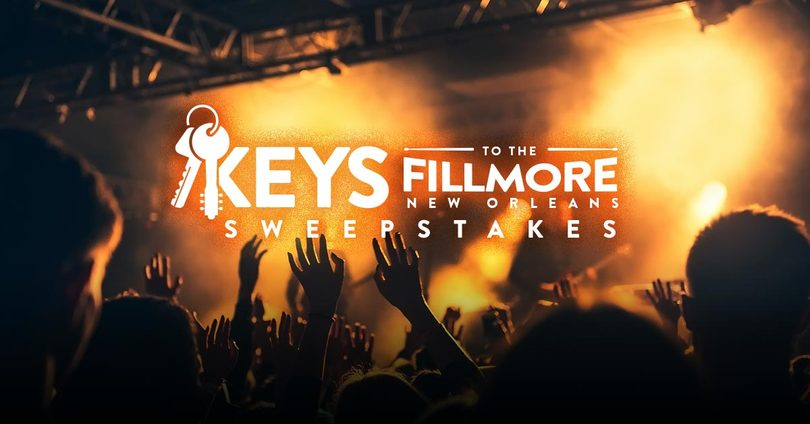 KEYS TO THE FILLMORE