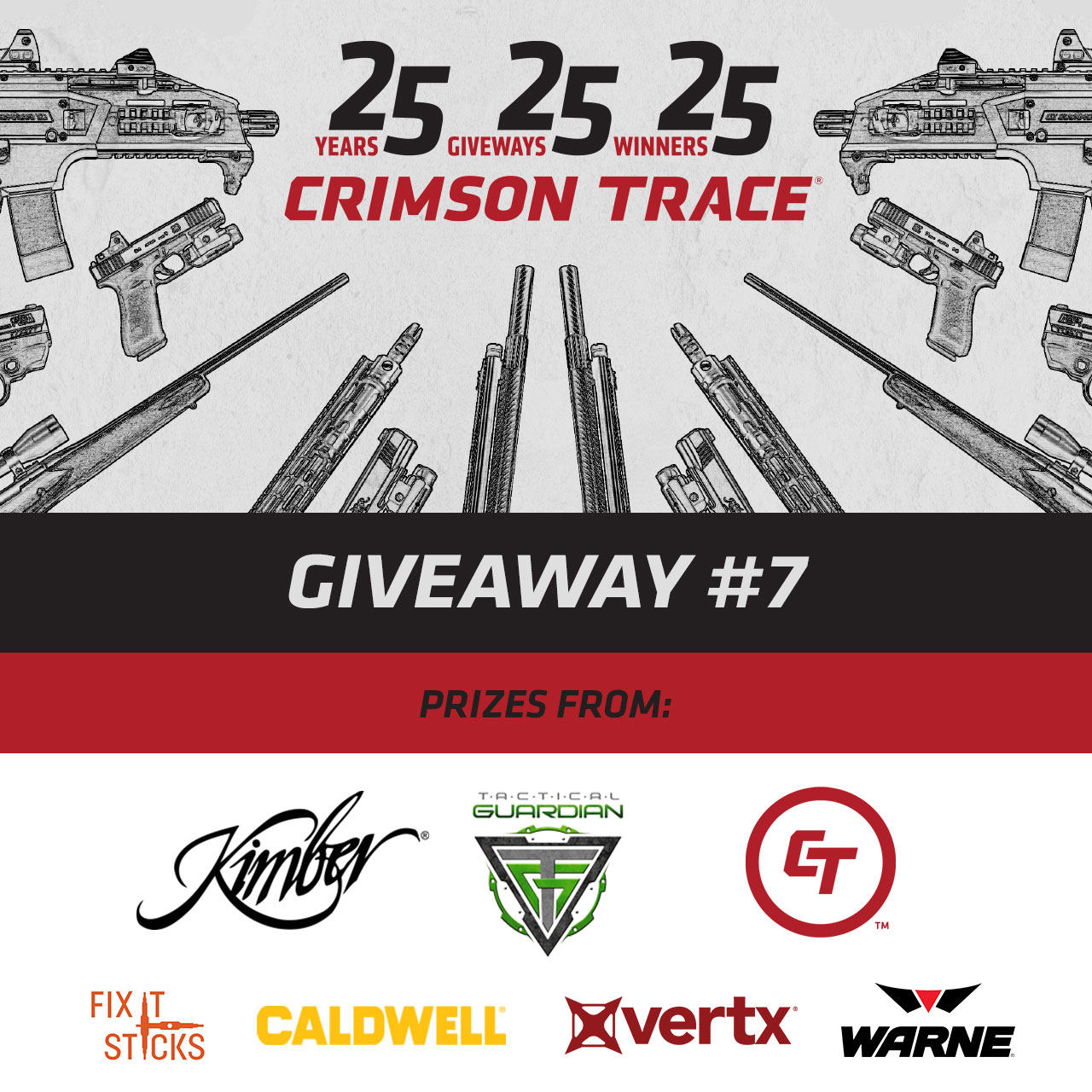 Current Promotions | Crimson Trace